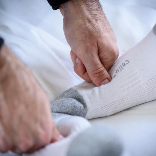 טיפול הרגעה מדיטטיבי